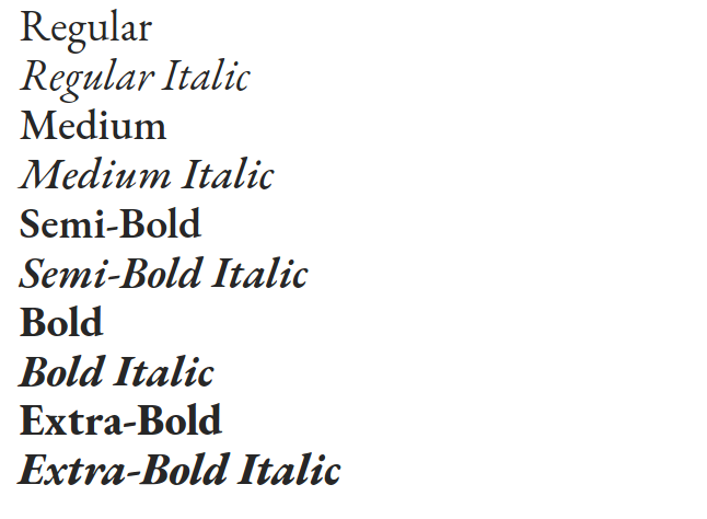 eb-garamond-font – Communications & Marketing