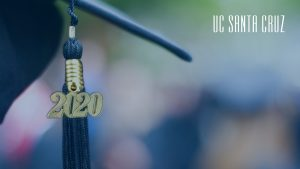 Class of 2020 Zoom Background photo logo top right
